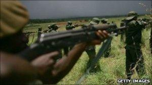 Congo army